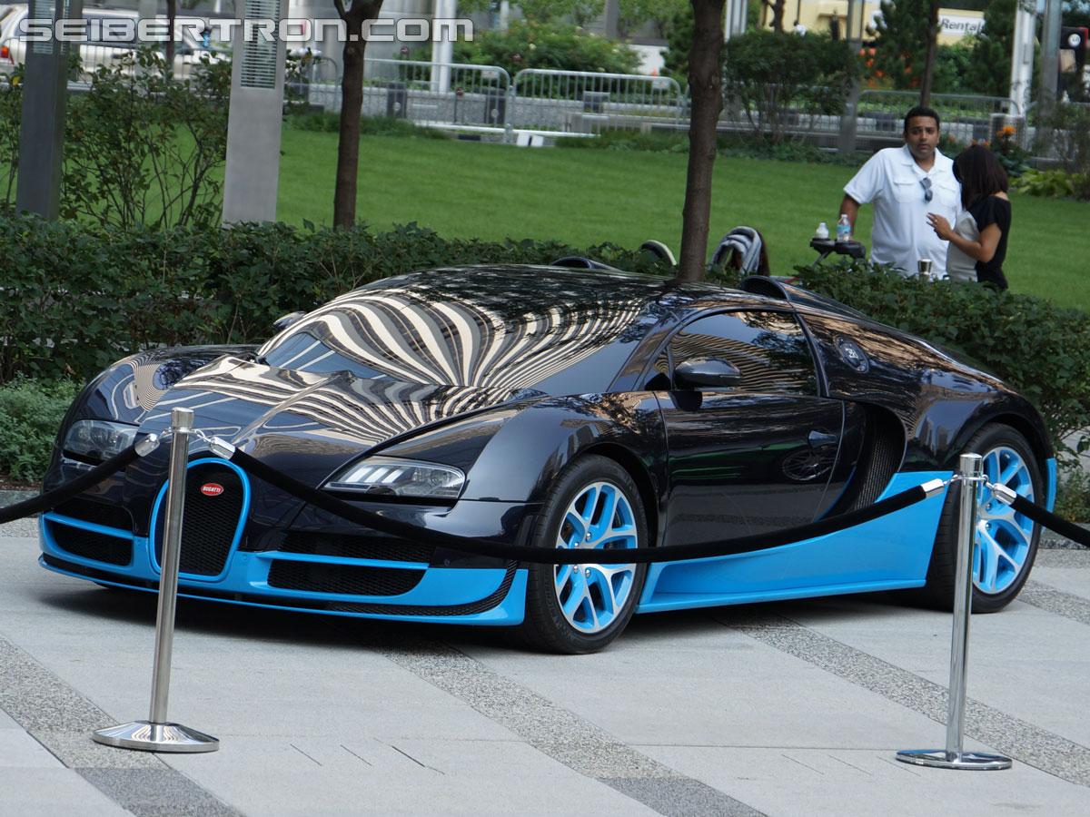 Transformers Age Of Extinction Bugatti Veyron