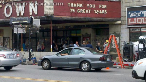 New pics of Transformers 4 filming in Chicago's Uptown Area