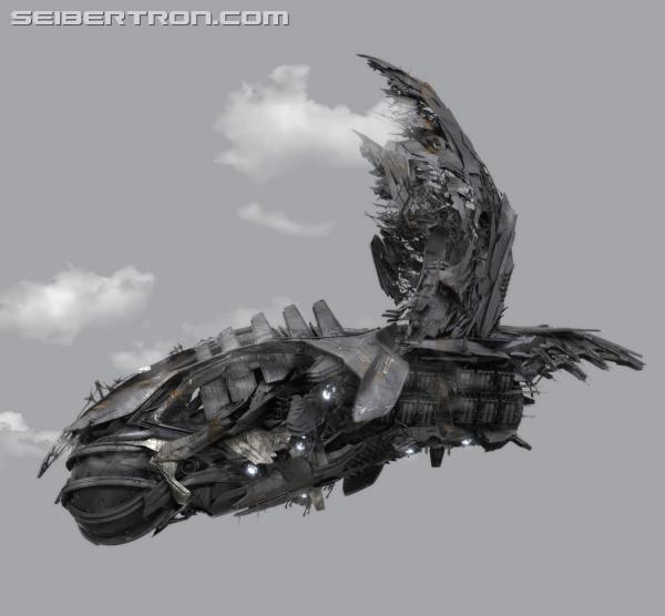 Exclusive Transformers 4 Concept Art from Paramount Pictures