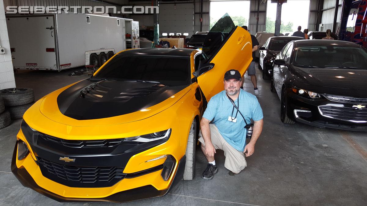 2015 Chevrolet Camaro 1lt >> TF5 The Last Knight: Bumblebee (Chevrolet Camaro 6th