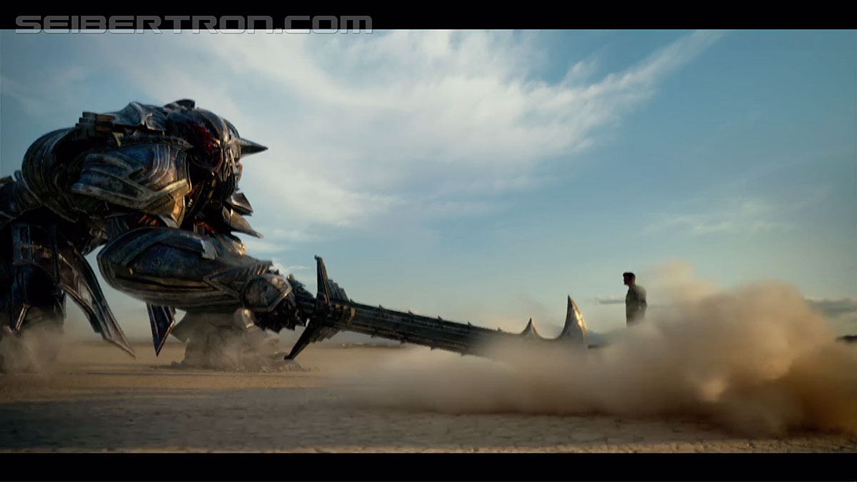 Transformers News: Seibertron.com's spoilers and thoughts about Transformers: The Last Knight CinemaCon footage