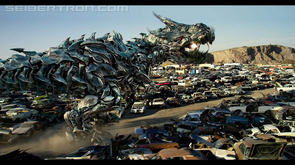 Transformers News: High Definition Gallery for Transformers: The Last Knight International Trailer