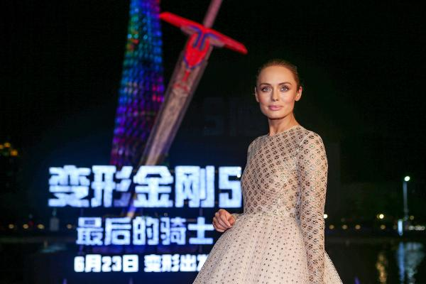 Transformers News: Transformers The Last Knight China World Premiere Footage and Images