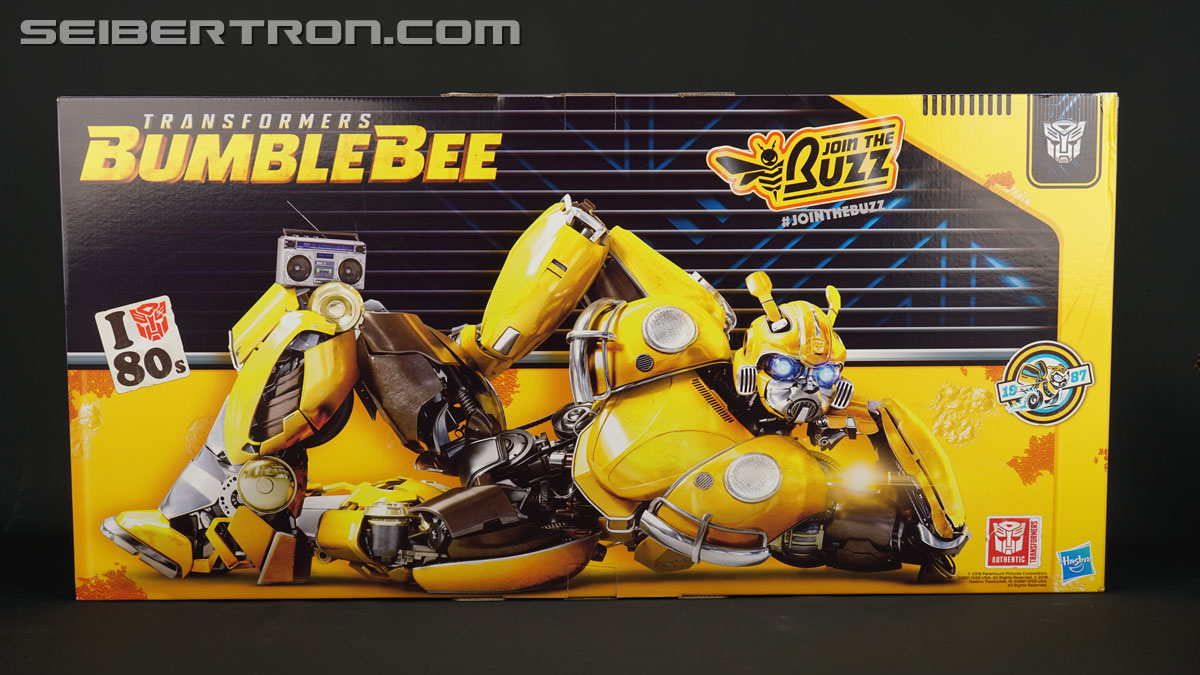 Bumblebee Movie Toys Unboxing #JoinTheBuzz