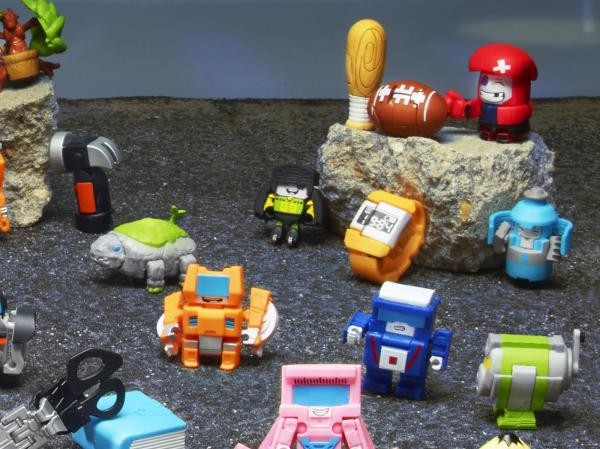 Transformers News: Hasbro Reveals Transformers BotBots With Official Images
