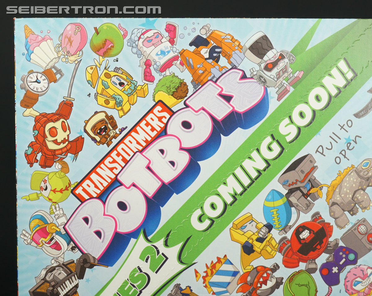 Transformers BotBots Series 2 Promo Box