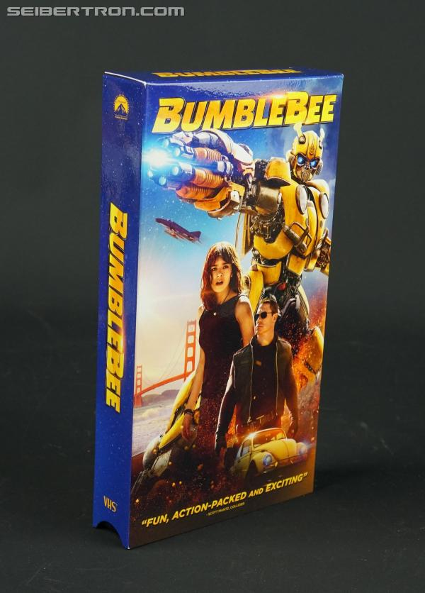 Transformers News: Bumblebee Movie now available on Limited Edition VHS