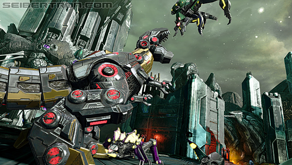 Initial Review of Transformers: Fall of Cybertron