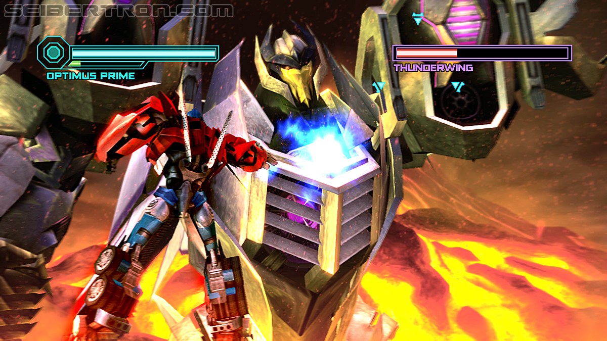 activision 39 s wii u transformers prime assets includes thunderwing reveal. Black Bedroom Furniture Sets. Home Design Ideas