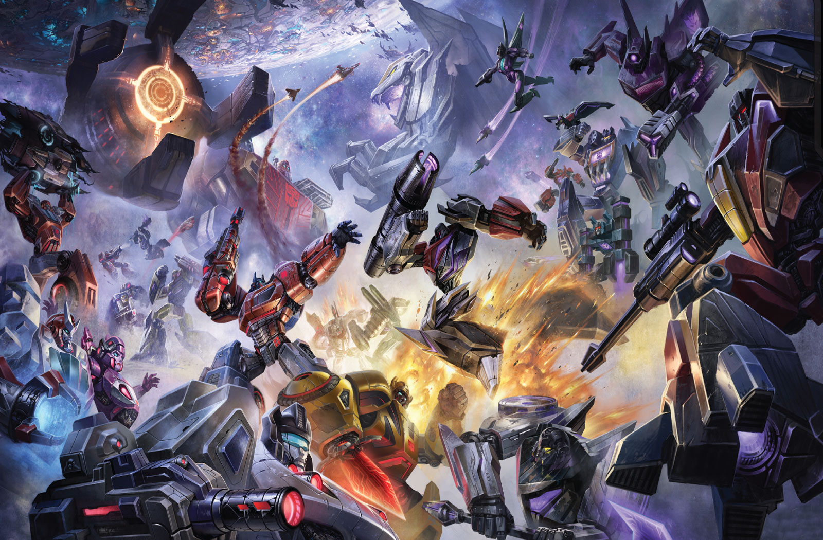 Transformers War For Cybertron 10x Xp Weekend And New Wfc Desktop