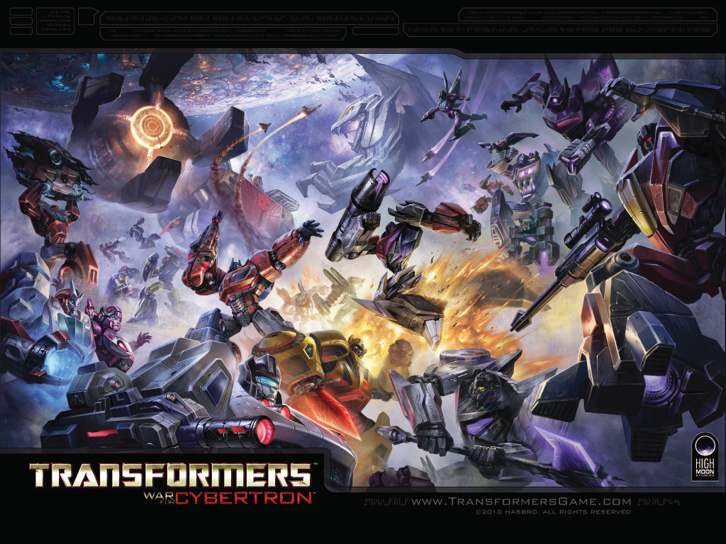 Transformers War for Cybertron 10x XP Weekend and new WFC ...