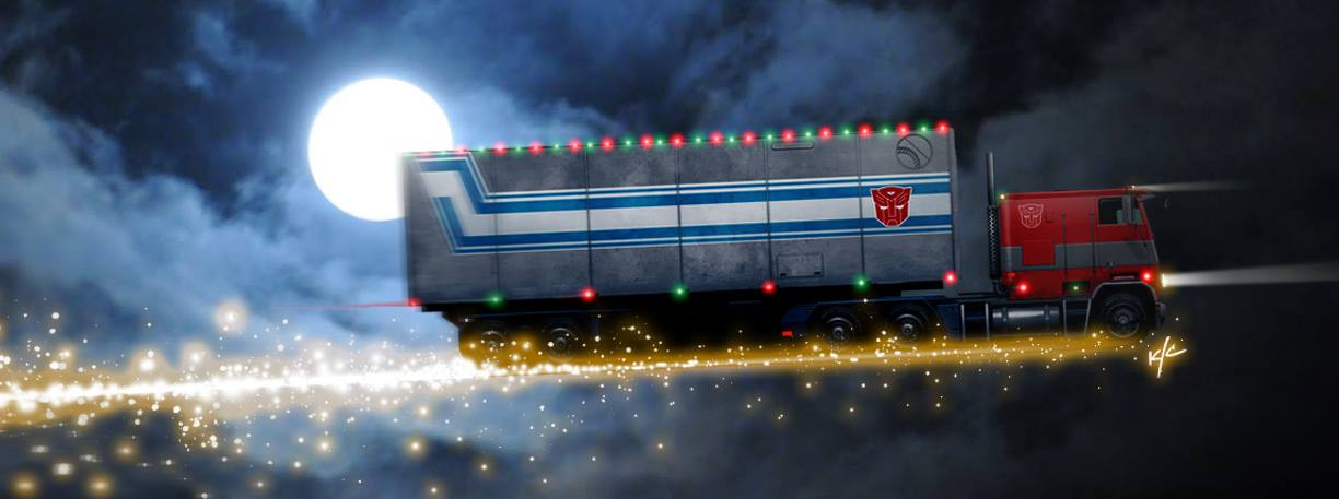 Transformers News: Happy Holidays from Seibertron.com!