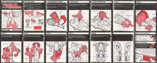Instructions for Peacemaker