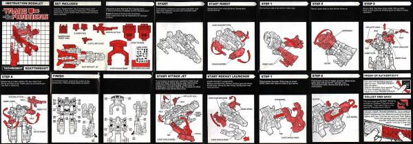 Instructions for Scattershot