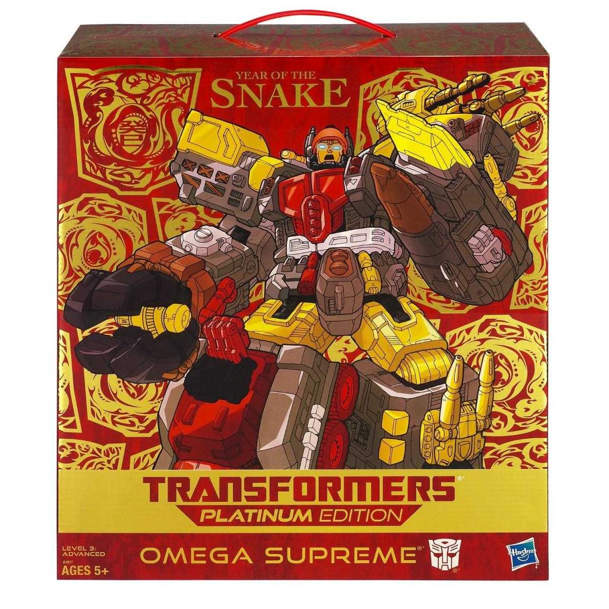 Edition Platinum: Year Of The Snake Omega Supreme