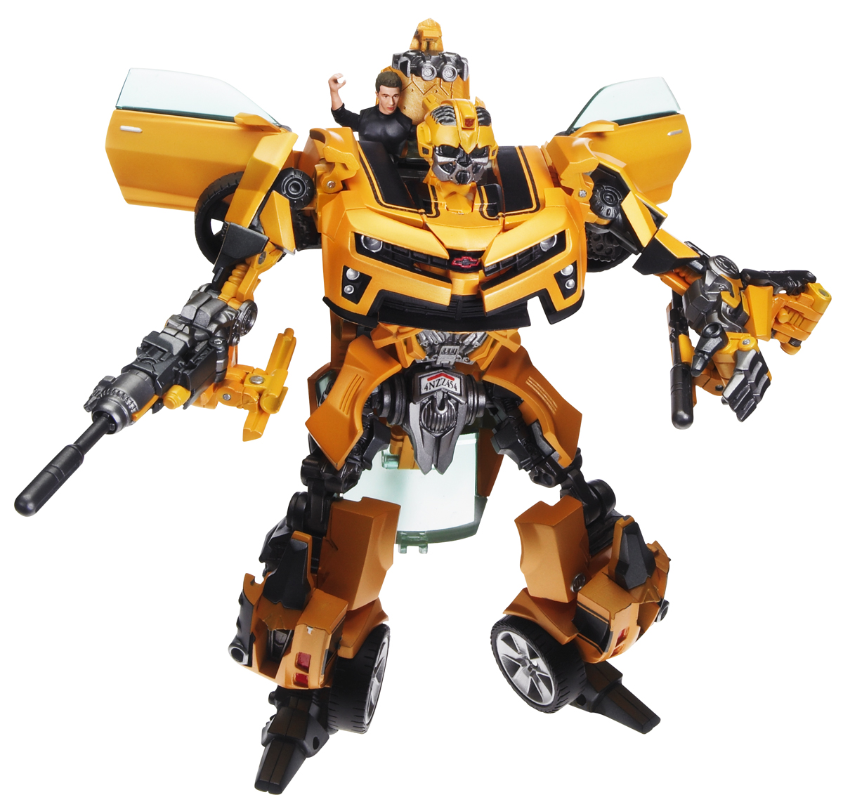 Best Transformers Toys And Action Figures : Bumblebee transformers revenge of the fallen hunt for