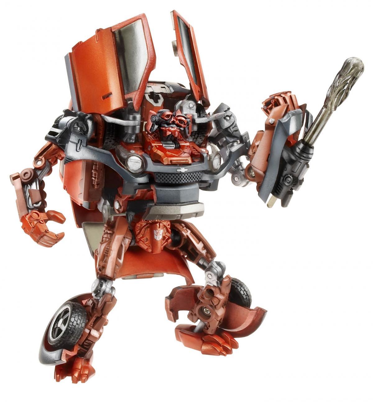 Hasbro :: трансформеры 2. делюкс в ассорт.