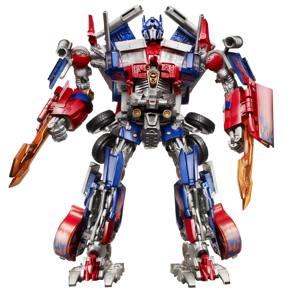 optimus prime - transformers revenge of the fallen