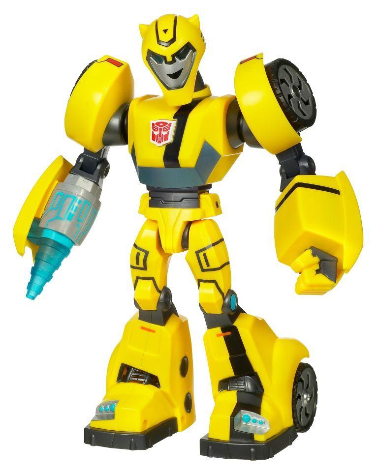 Bumblebee Transformers Animated Cyber Speed Bumblebee ...