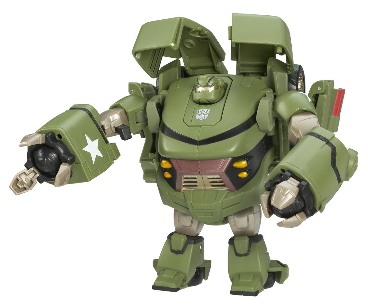 Bulkhead Transformers Animated