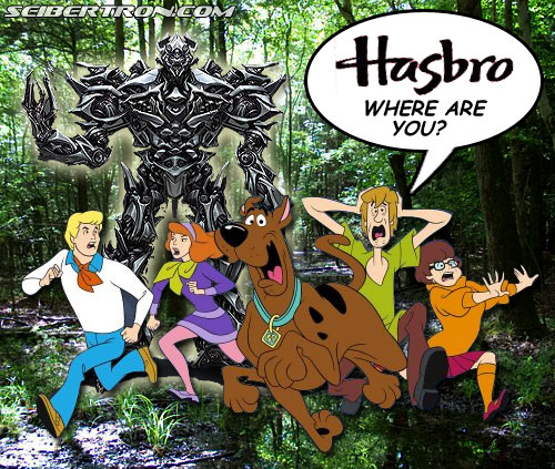 Hasbro ... Where Are You?