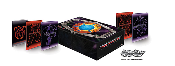 Transformers – Matrix of Leadership edition DVD boxset review