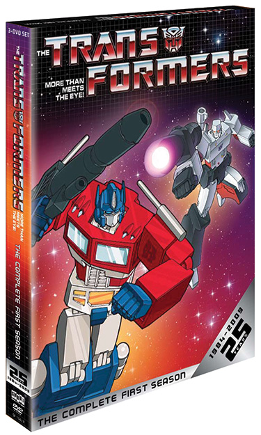 Review of Shout Factory's Transformers - Complete 1st Season