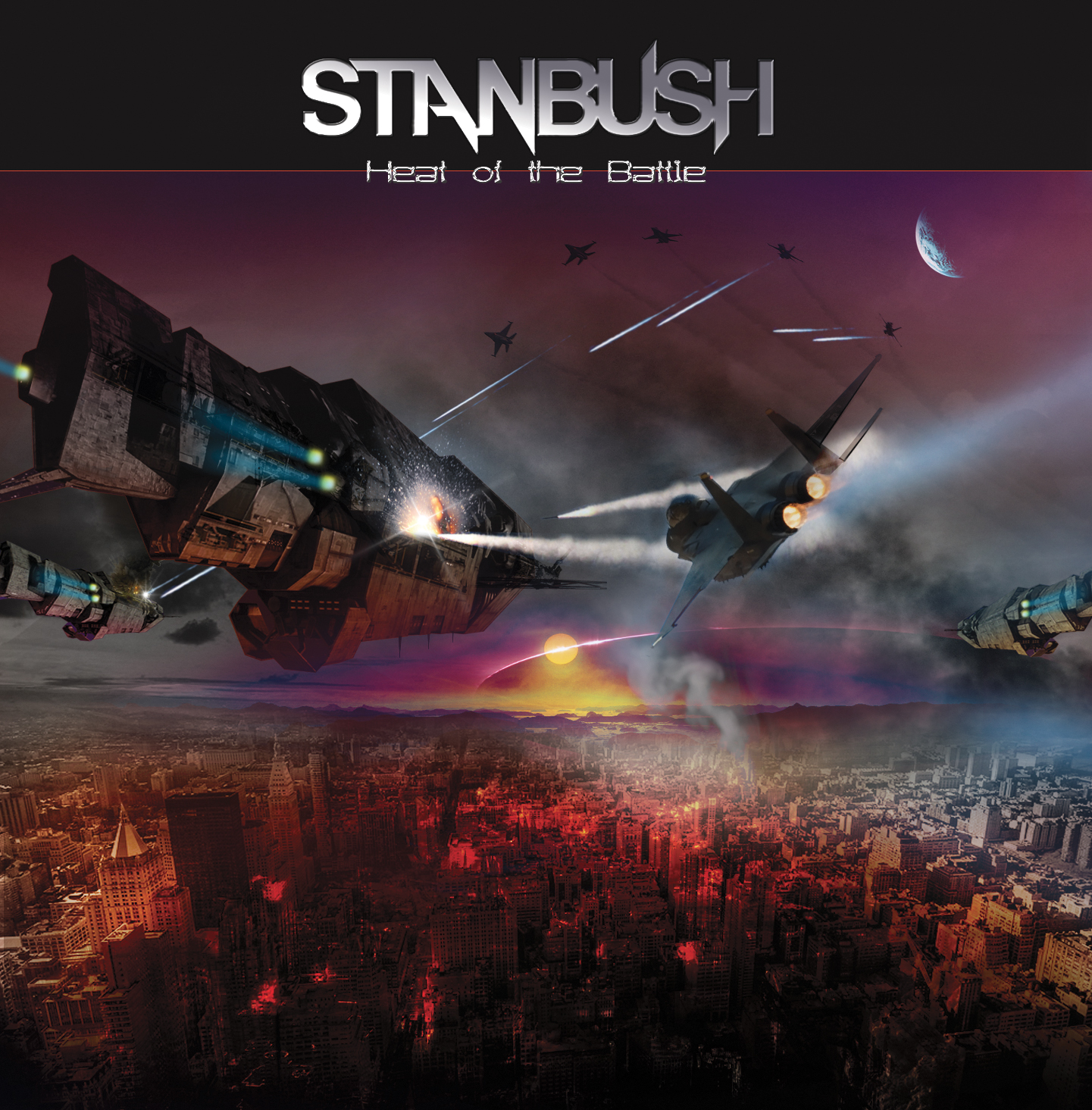 stan bush the ultimate review