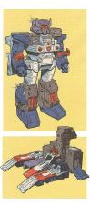 Marvel's Transformers Universe: Fortress Maximus