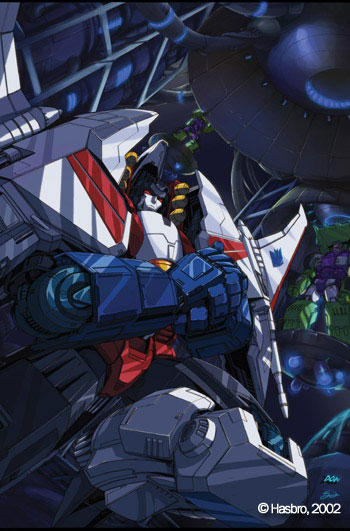 Exclusive Interview With Don Figueroa Transformers